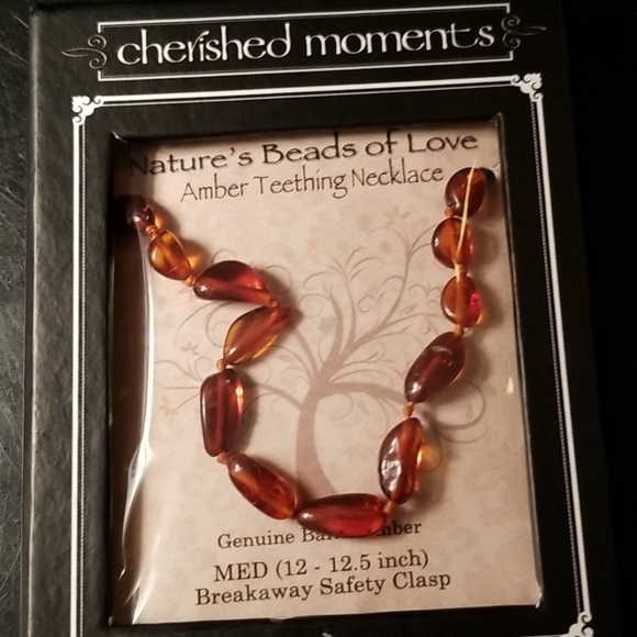 Other - Authentic Amber teething necklace